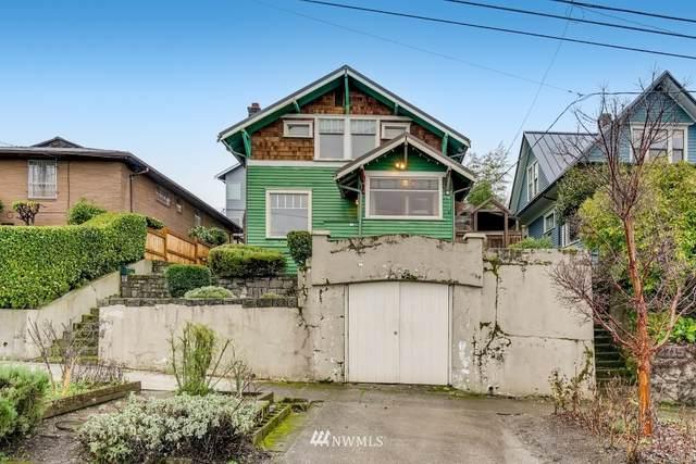 2719 19th Avenue S, Seattle, WA 98144 (#1714875) :: Keller Williams Realty