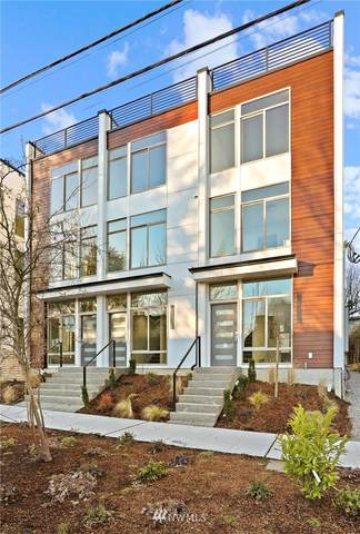 1522 NW 61st Street A, Seattle, WA 98107 (#1714891) :: Ben Kinney Real Estate Team