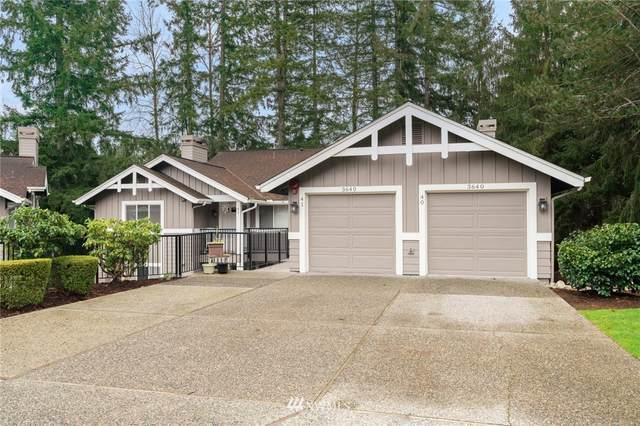 3640 255th Lane SE #40, Sammamish, WA 98029 (#1714935) :: My Puget Sound Homes