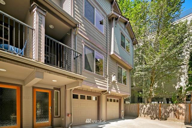 1717 18th Avenue B, Seattle, WA 98122 (#1714957) :: Ben Kinney Real Estate Team