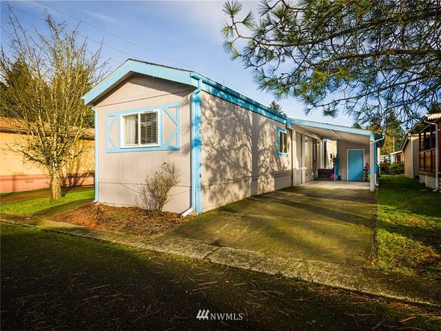13401 NE 28th Street #8, Vancouver, WA 98682 (MLS #1714970) :: Community Real Estate Group