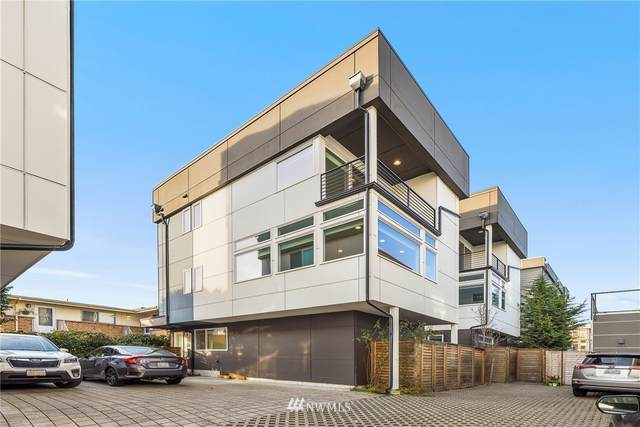 1512 NW 62nd Street B, Seattle, WA 98107 (#1715025) :: Ben Kinney Real Estate Team