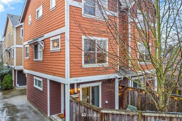 7542 24th Avenue NW A, Seattle, WA 98117 (#1715034) :: Hauer Home Team