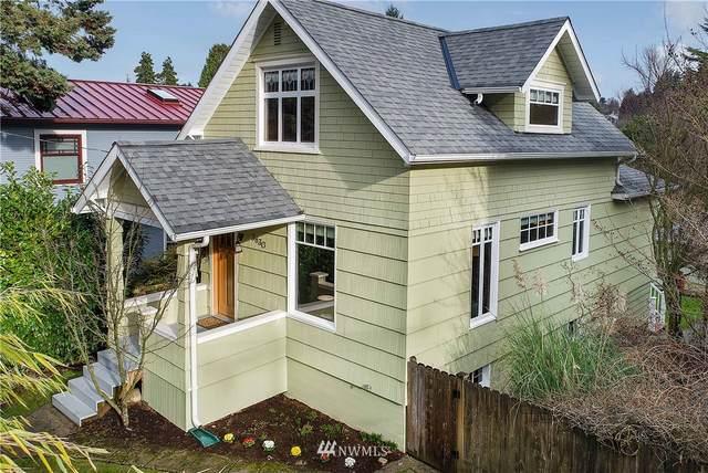3830 36th Avenue W, Seattle, WA 98199 (#1715092) :: Ben Kinney Real Estate Team