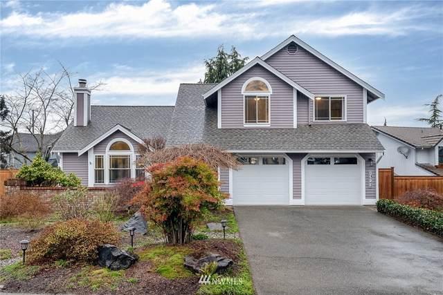 13742 SE 202nd Place, Kent, WA 98042 (#1715136) :: Better Properties Real Estate