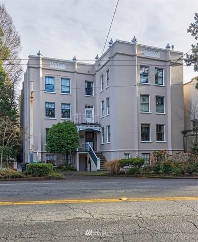 1508 10th Avenue E #202, Seattle, WA 98102 (MLS #1715141) :: Brantley Christianson Real Estate