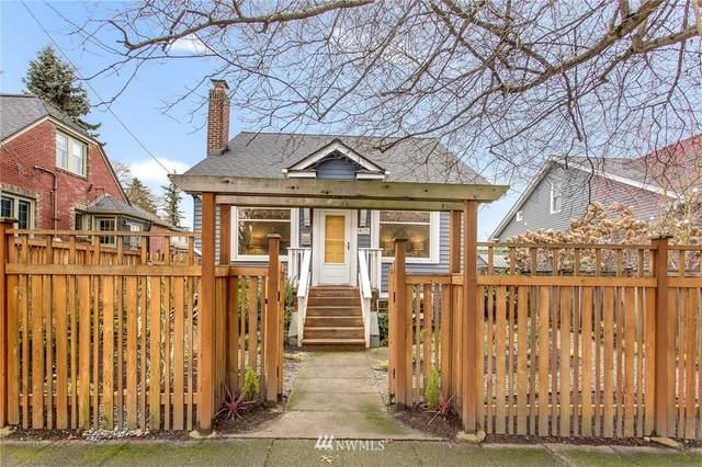 634 NW 80th Street, Seattle, WA 98117 (#1715150) :: Canterwood Real Estate Team