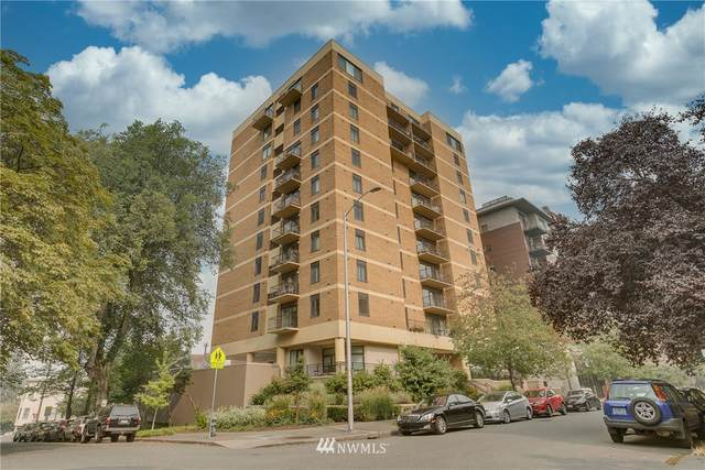 1300 University Street 6C, Seattle, WA 98101 (#1715161) :: Canterwood Real Estate Team