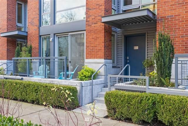 530 Broadway Avenue E #129, Seattle, WA 98102 (#1715217) :: My Puget Sound Homes