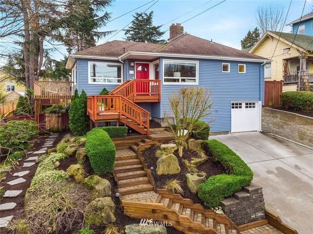 619 N 65th Street, Seattle, WA 98103 (#1715241) :: Ben Kinney Real Estate Team