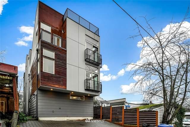 921 N 36th Street, Seattle, WA 98103 (#1715261) :: Canterwood Real Estate Team