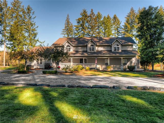 5060 133rd Avenue SW, Rochester, WA 98579 (#1715263) :: My Puget Sound Homes