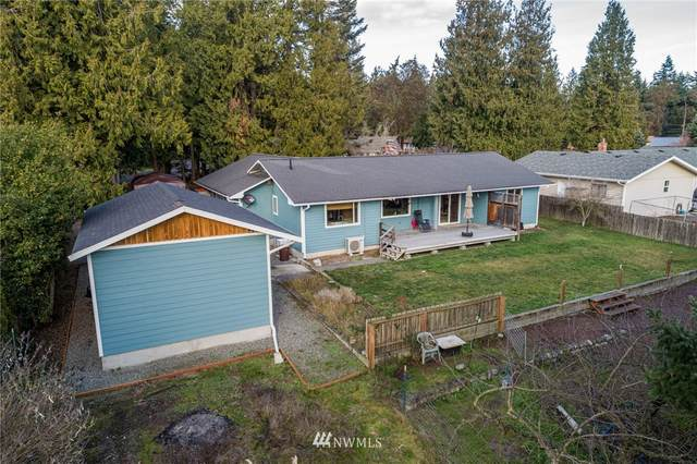 125 Madrona Terrace, Sequim, WA 98382 (#1715287) :: Tribeca NW Real Estate