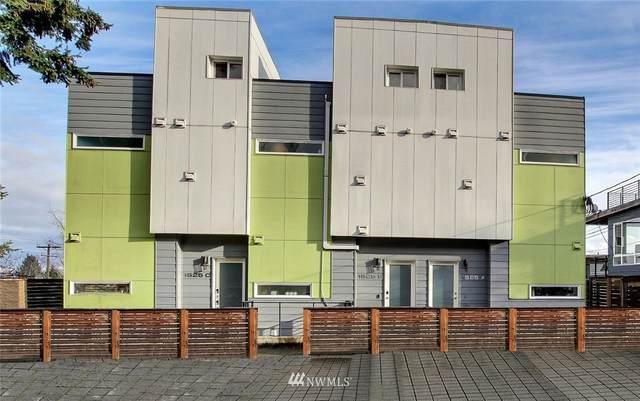 1525 19th Avenue B, Seattle, WA 98122 (#1715318) :: McAuley Homes