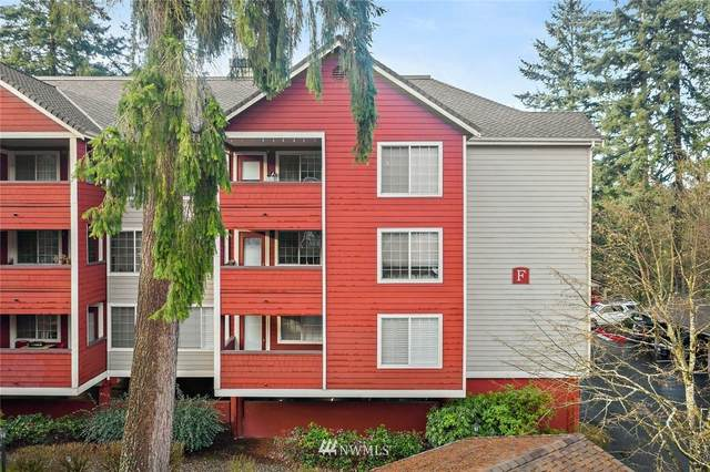 15433 Country Club Drive F107, Mill Creek, WA 98012 (#1715340) :: The Torset Group