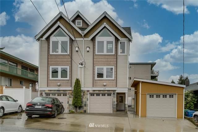 215 N 117th Street, Seattle, WA 98133 (#1715445) :: Canterwood Real Estate Team