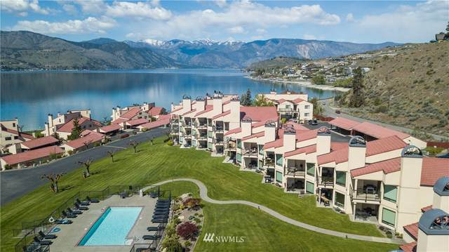 100 Lake Chelan Shores Drive 17-4I, Chelan, WA 98816 (#1715468) :: The Shiflett Group