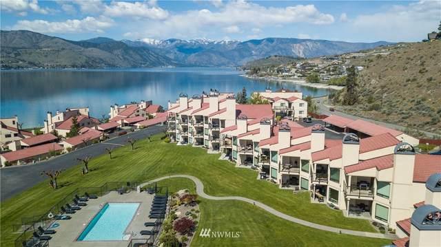 100 Lake Chelan Shores Drive 17-4I, Chelan, WA 98816 (#1715468) :: Better Properties Real Estate