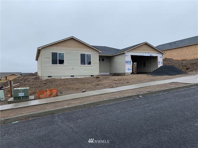 1329 W Bonneville Street, Moses Lake, WA 98837 (#1715520) :: Better Properties Real Estate