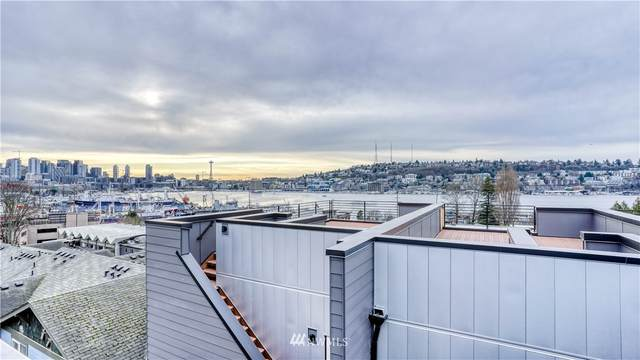 2016 Yale Avenue E C, Seattle, WA 98102 (#1715594) :: The Shiflett Group