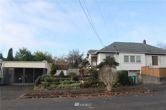 2801 NW 63rd Street, Seattle, WA 98107 (#1715654) :: Ben Kinney Real Estate Team