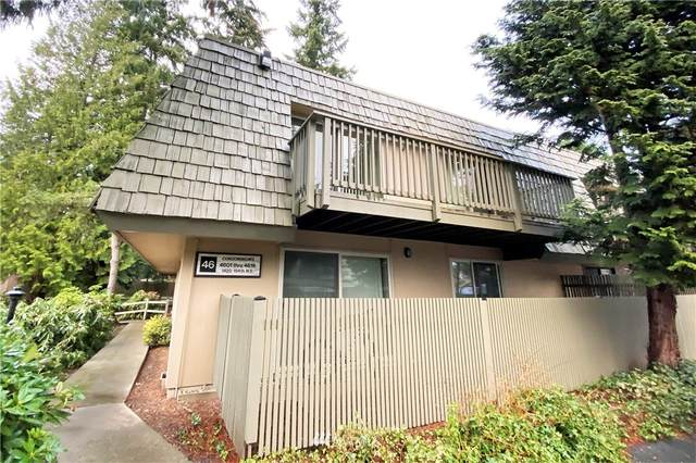 1420 153rd Avenue NE #4616, Bellevue, WA 98007 (#1715720) :: Keller Williams Western Realty
