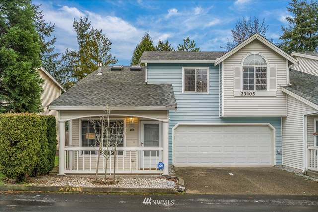 23405 62nd Avenue S D101, Kent, WA 98032 (#1715747) :: Tribeca NW Real Estate