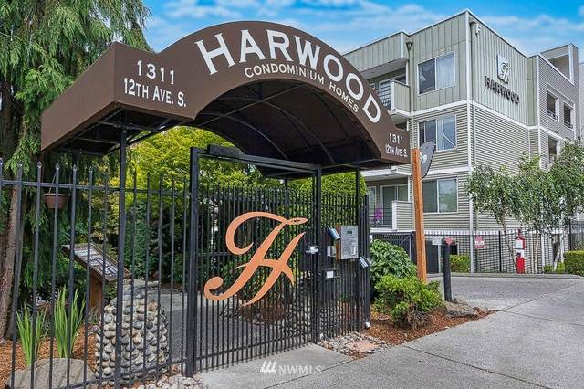 1311 12th Avenue S E 401, Seattle, WA 98144 (#1715780) :: Ben Kinney Real Estate Team