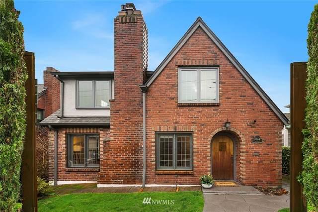 1814 E Lynn St, Seattle, WA 98112 (MLS #1715852) :: Community Real Estate Group