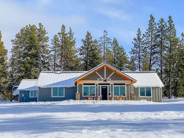 1641 Leo Lane, Cle Elum, WA 98922 (#1715910) :: Tribeca NW Real Estate