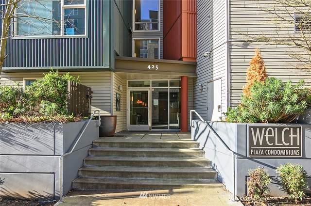 425 23rd Avenue S A115, Seattle, WA 98144 (#1715961) :: Tribeca NW Real Estate