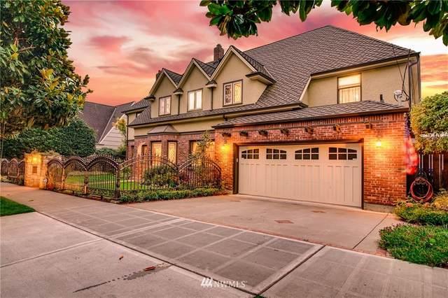 2409 29th Avenue W, Seattle, WA 98199 (#1715983) :: Ben Kinney Real Estate Team
