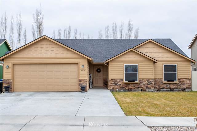 504 S Trillium Way, Moses Lake, WA 98837 (#1715991) :: Better Properties Real Estate