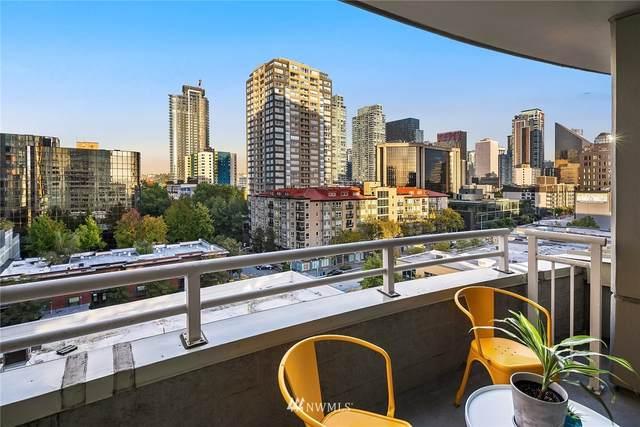 2600 2nd Avenue #901, Seattle, WA 98121 (#1716088) :: The Shiflett Group