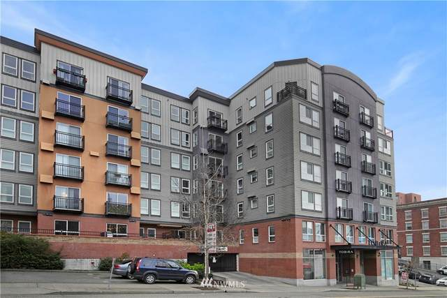108 5th Avenue S #615, Seattle, WA 98104 (#1716093) :: NextHome South Sound