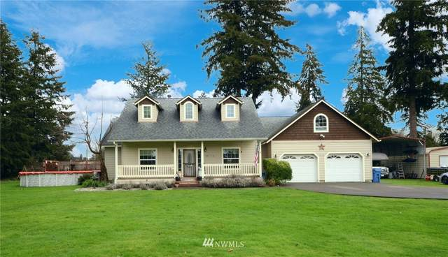 9119 173rd Avenue SW, Rochester, WA 98579 (#1716181) :: My Puget Sound Homes