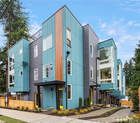 14013 Greenwood Avenue N H, Seattle, WA 98133 (#1716216) :: NextHome South Sound