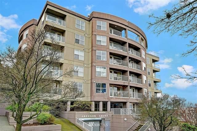 530 Melrose Avenue E #204, Seattle, WA 98102 (#1716220) :: My Puget Sound Homes