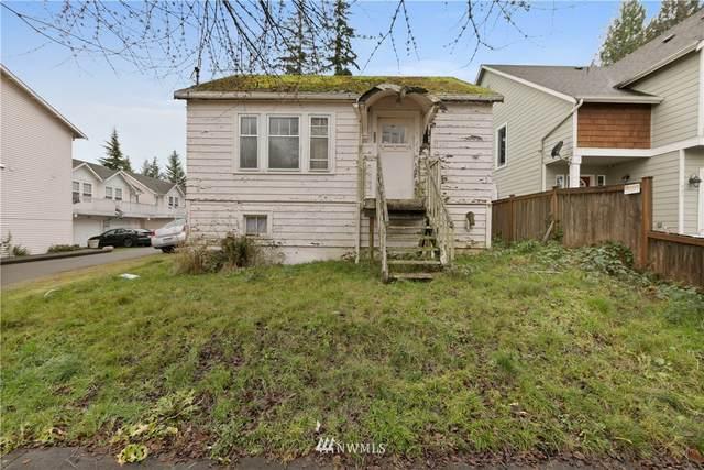 929 N 199th Street, Shoreline, WA 98133 (#1716229) :: Canterwood Real Estate Team