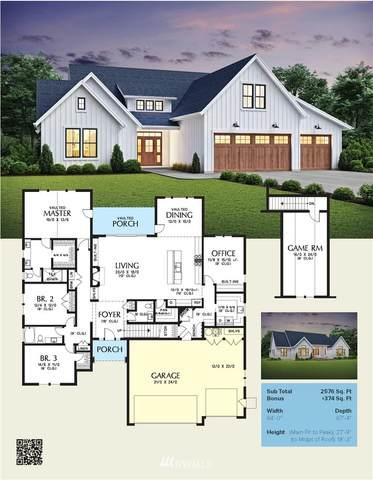 6109 132nd Street Ct NW, Gig Harbor, WA 98332 (#1716234) :: Ben Kinney Real Estate Team