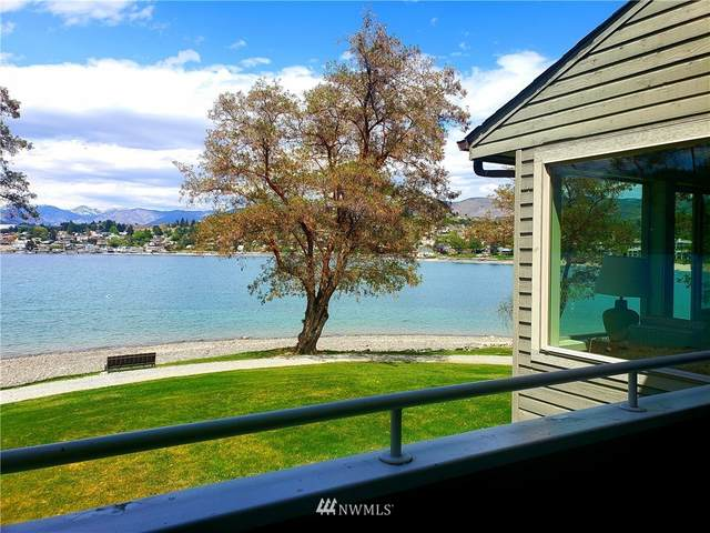 1 Beach 593-F, Manson, WA 98831 (MLS #1716279) :: Nick McLean Real Estate Group