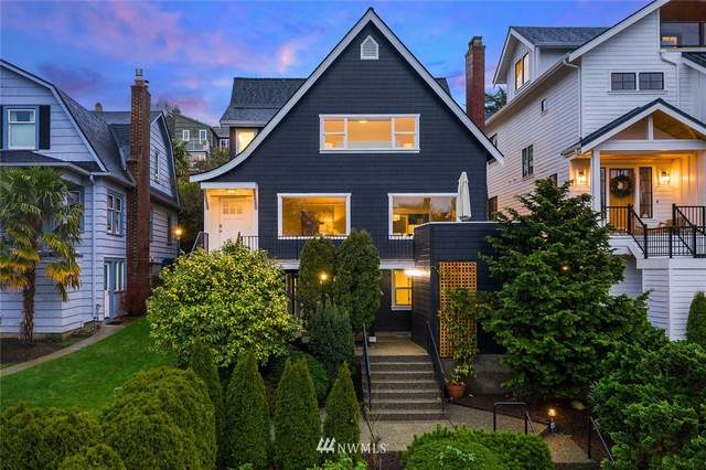 4118 42nd Avenue NE, Seattle, WA 98105 (MLS #1716282) :: Community Real Estate Group