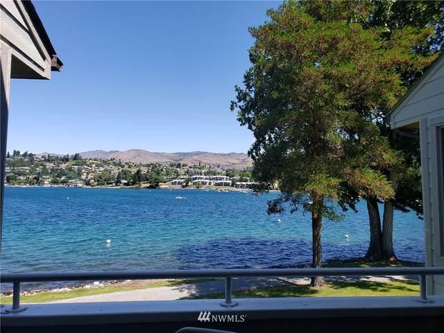 1 Beach 585-P, Manson, WA 98831 (MLS #1716293) :: Nick McLean Real Estate Group