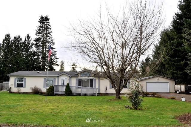 114 Pinkerton, Ethel, WA 98542 (#1716336) :: M4 Real Estate Group
