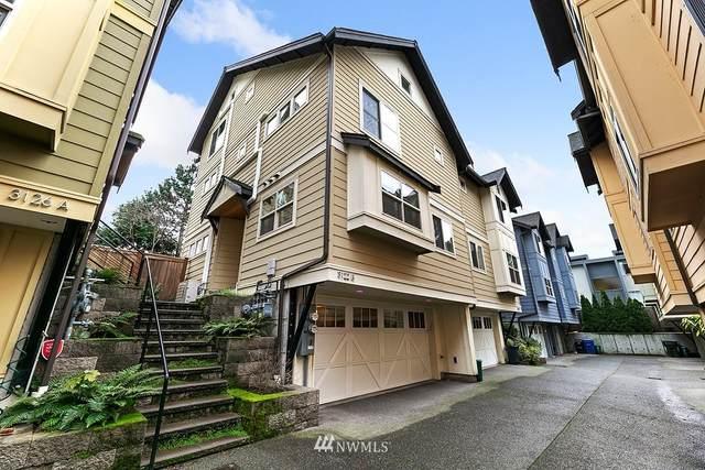 3122 Franklin Avenue E B, Seattle, WA 98102 (#1716338) :: Canterwood Real Estate Team