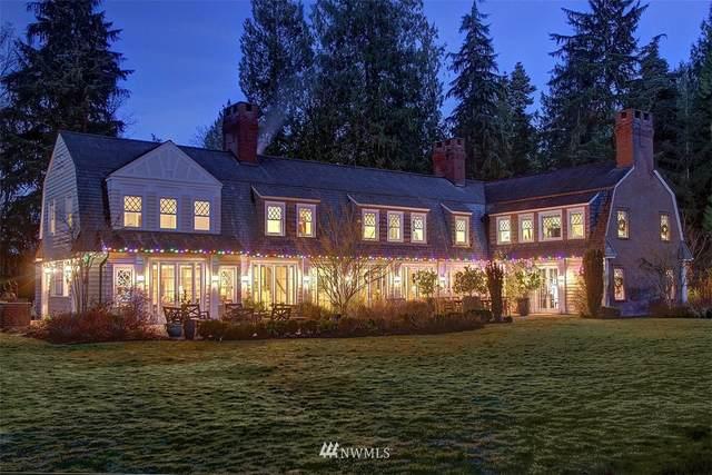 23201 Woodway Park Road, Woodway, WA 98020 (#1716358) :: McAuley Homes