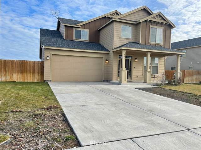 926 NE Country Avenue, Quincy, WA 98848 (#1716380) :: Priority One Realty Inc.