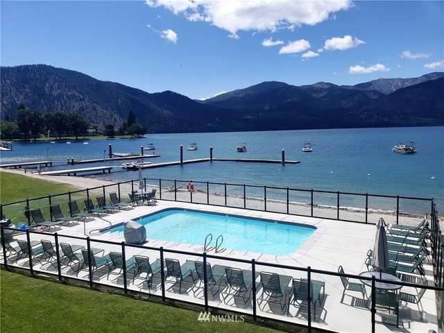 1 Lakeside 709-J, Manson, WA 98831 (MLS #1716453) :: Nick McLean Real Estate Group