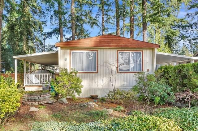 18425 NE 95th Street #8, Redmond, WA 98052 (MLS #1716472) :: Community Real Estate Group