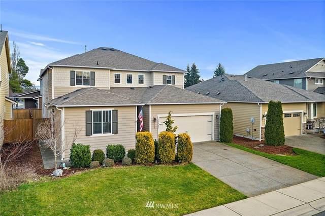 18407 21st Avenue E, Spanaway, WA 98387 (#1716484) :: Better Properties Real Estate